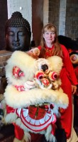 Lion Dance Ute Pham