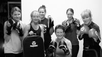 Kickboxen Frauenpower