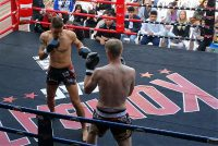 Thaiboxen K1 Open Air